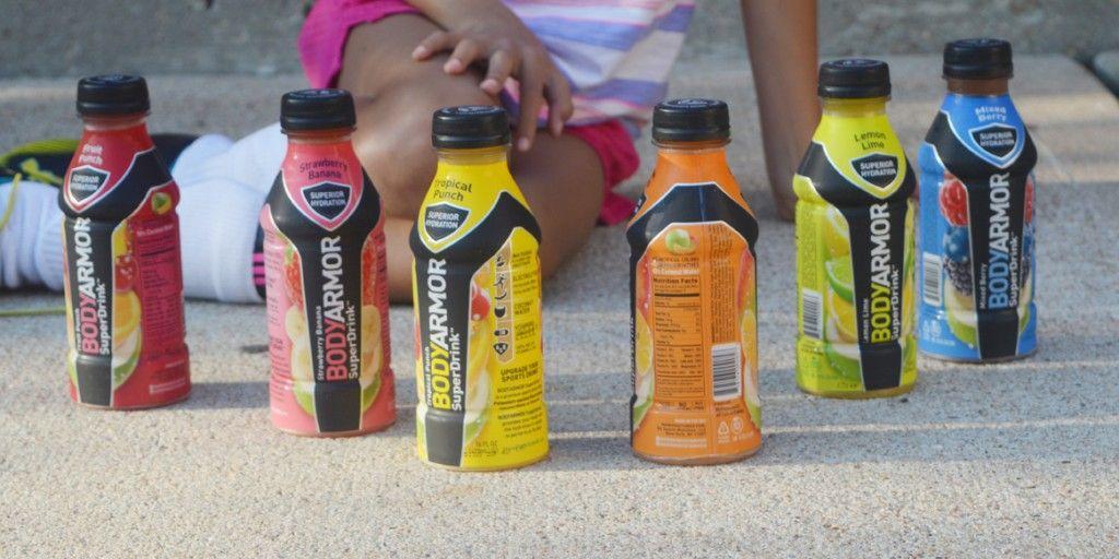 BodyArmor SuperDrink GiveawayClosed! Sports drink