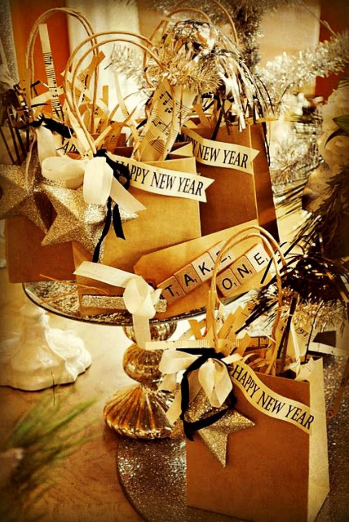 New Years Eve Tablesetting Ideas   New years eve ...