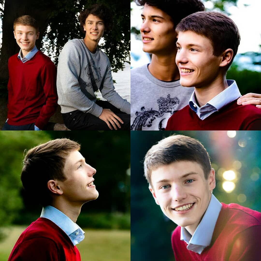 Happy 16th Birthday To Prince Felix Of Denmark -July 22nd