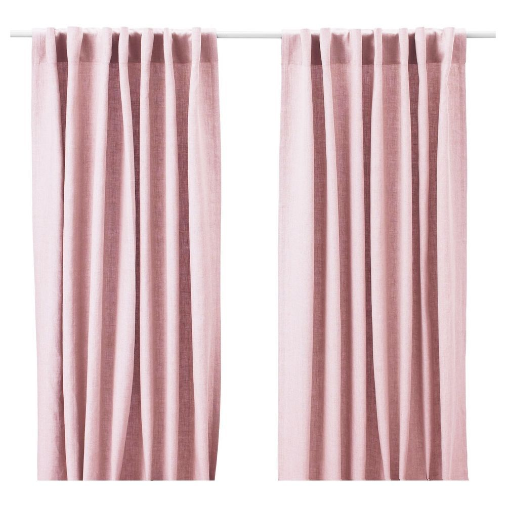 pink gum b treatments blackout depot light window bubble woven top n curtain the home curtains drapes textured grommet