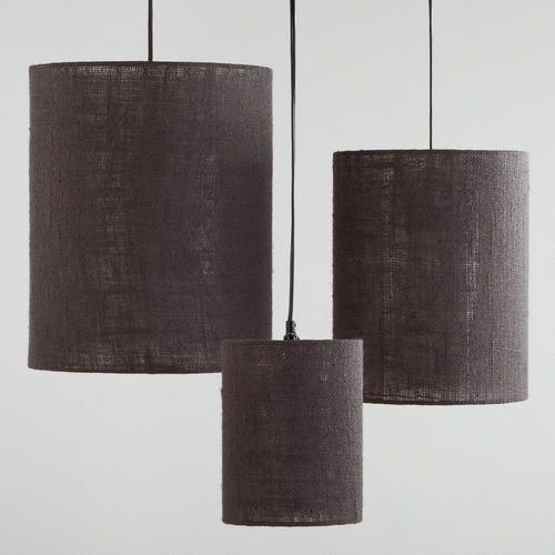 World Market Lamp Shades Gray Irving Burlap Lamp Shades Set Of 3  Burlap Lamp Shades