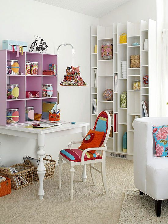 Kid S Room Decorating Ideas They Ll Love Home Office Storage Home Office Organization Home