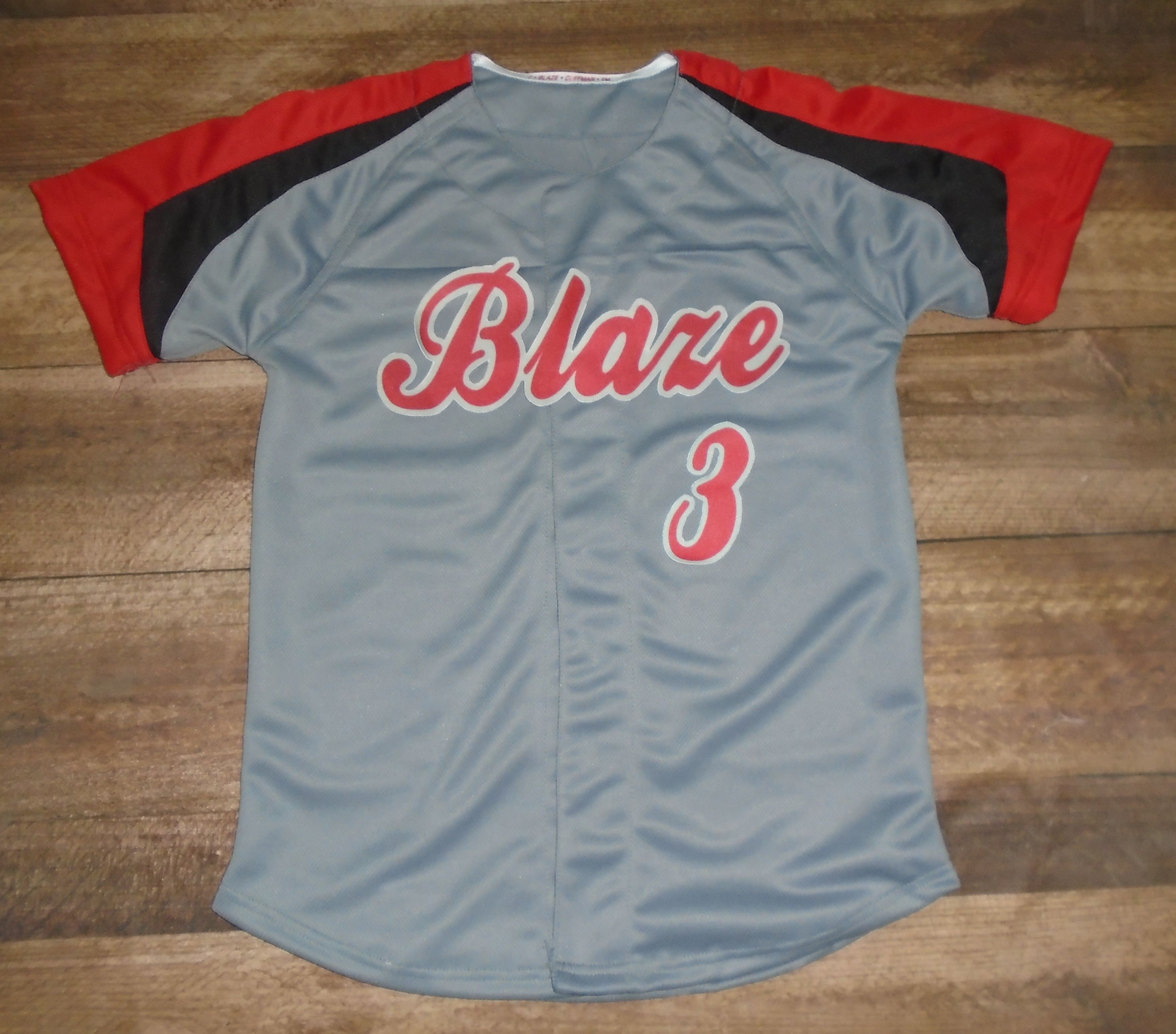 7bdff2ca4 Take a look at these custom jerseys designed by Blaze Baseball and created  at Team Sports Inc in Holland