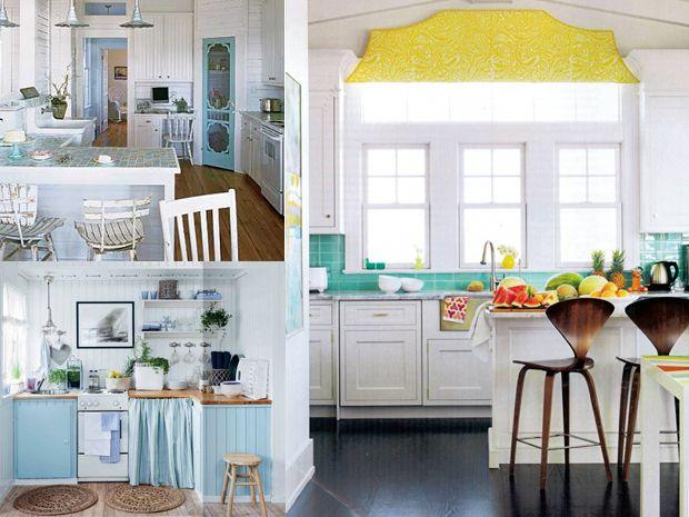 La cucina e la tavola della casa al mare rubriche for Arredamento della casa