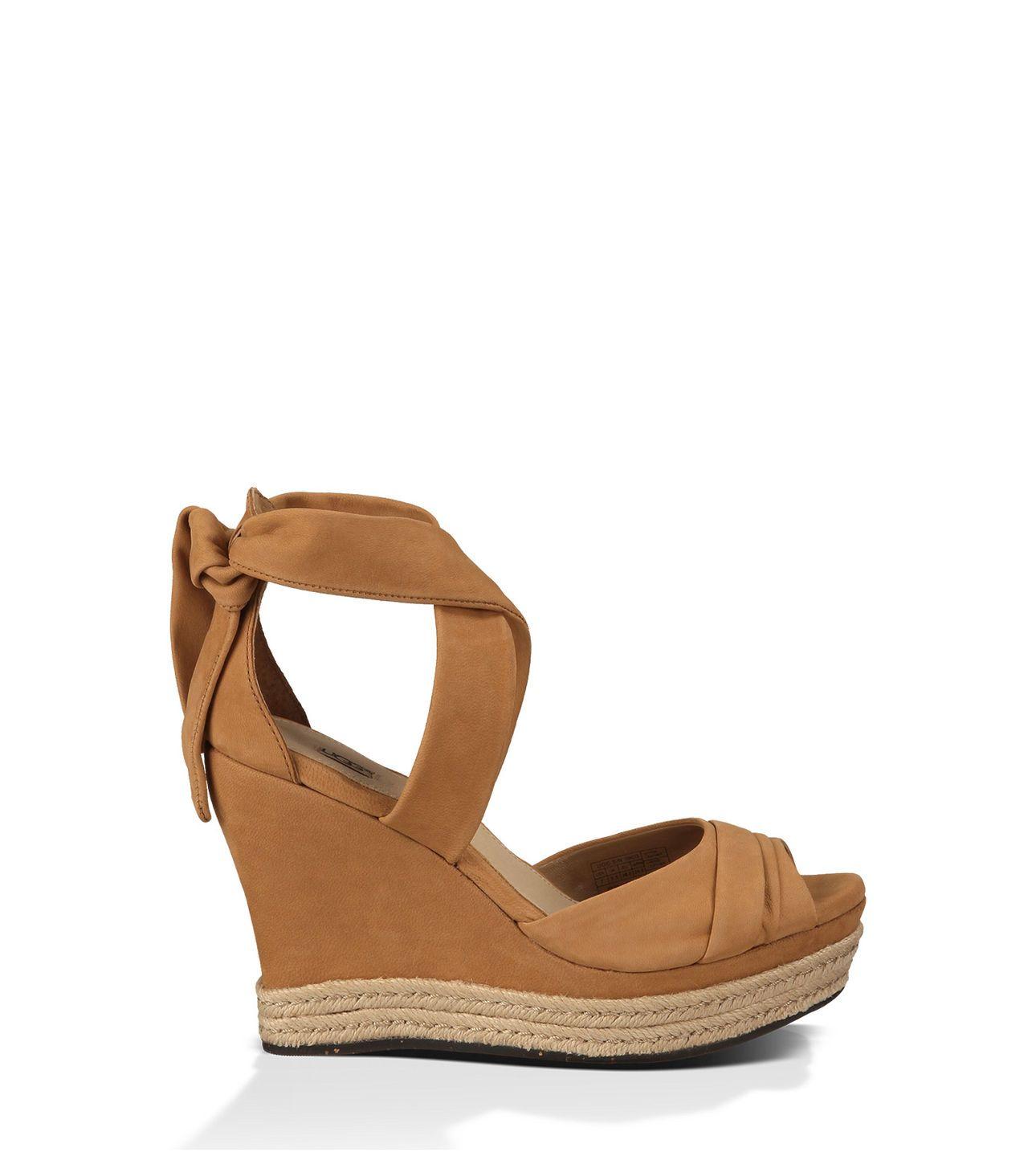Buy Womens' Lucy Wedge Sandals Online UGG® Australia