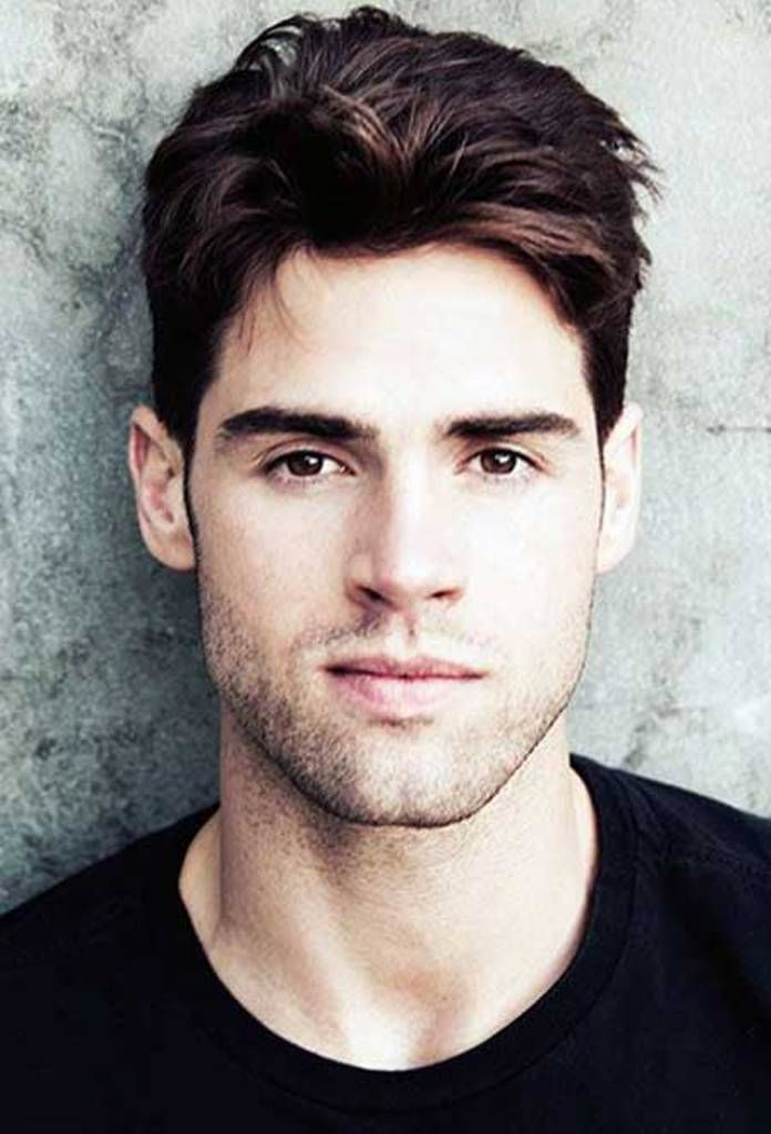 Best Haircuts For Men With Big Foreheads Hair Pinterest Hair