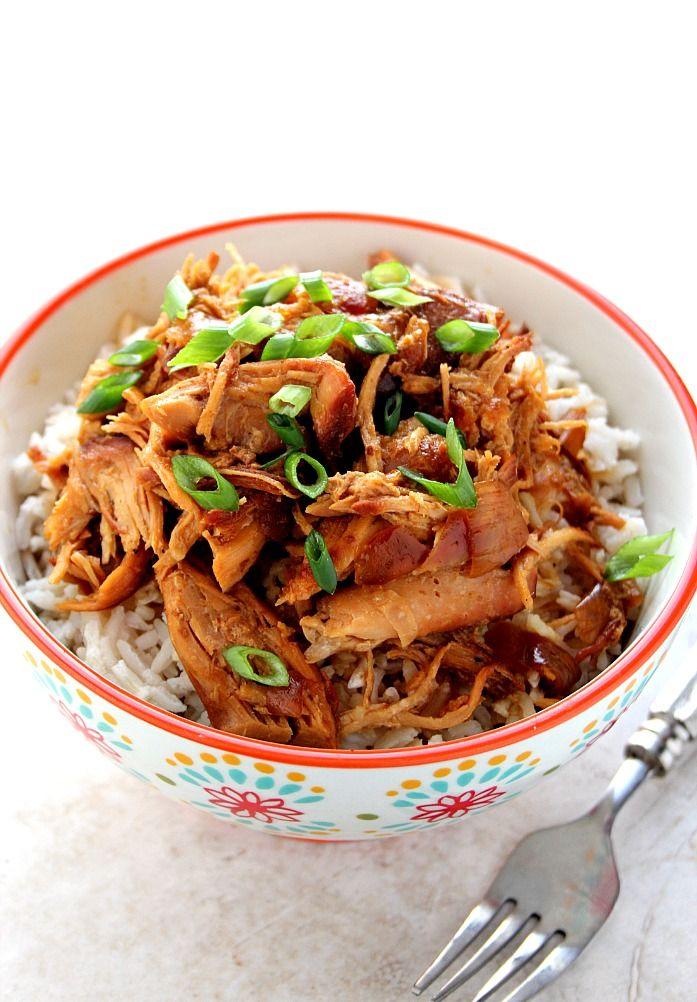 Slow cooker teriyaki chicken receta vivir la vida viva la y vivir forumfinder Image collections