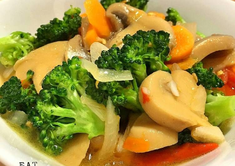 Resep Tumis Brokoli Jamur Oleh Mamari Resep Brokoli Tumis Makanan