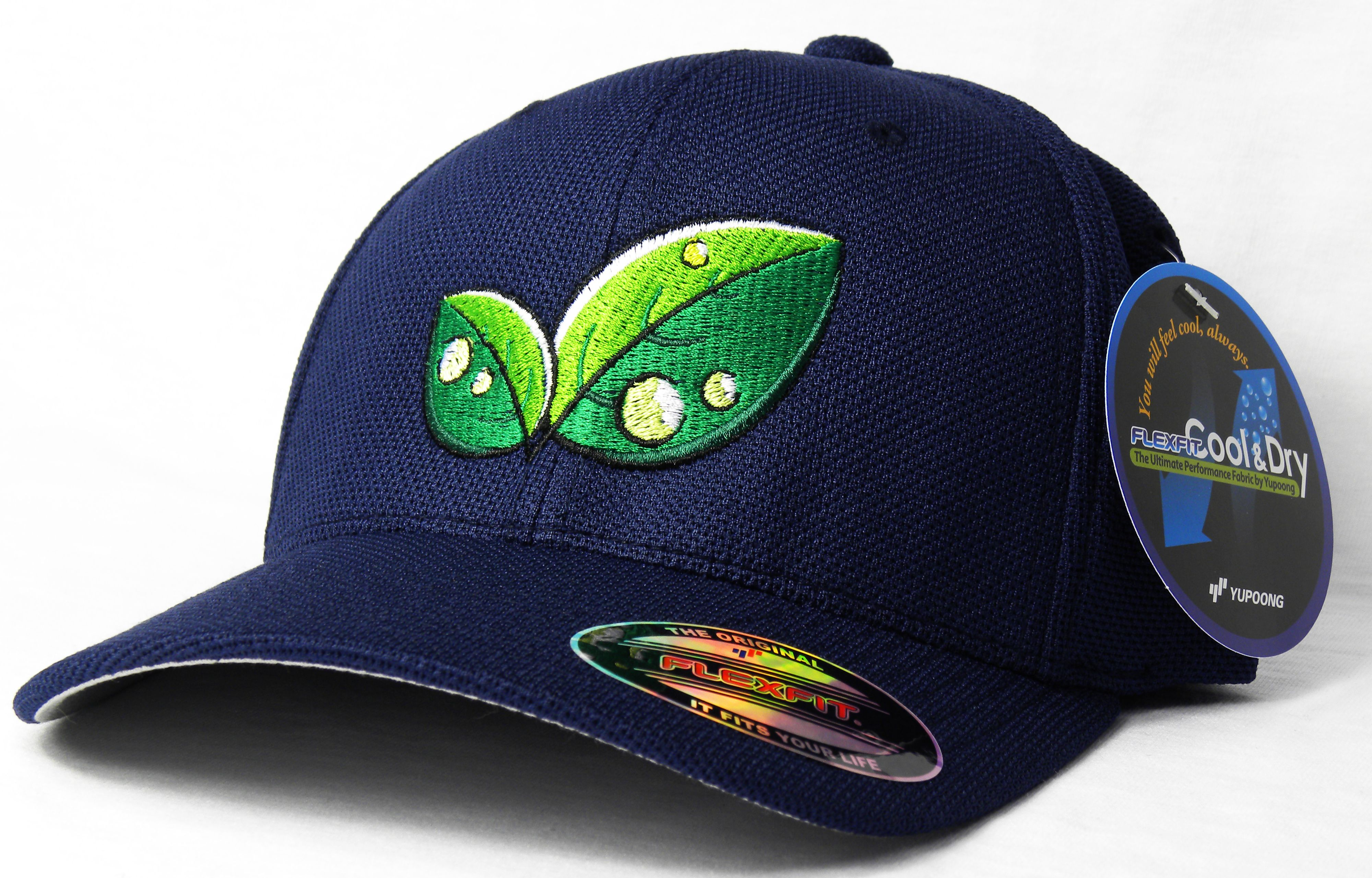 6636d5f56d3 Cool N' Dry Hats with Custom embroidery... | Orlando's Best ...