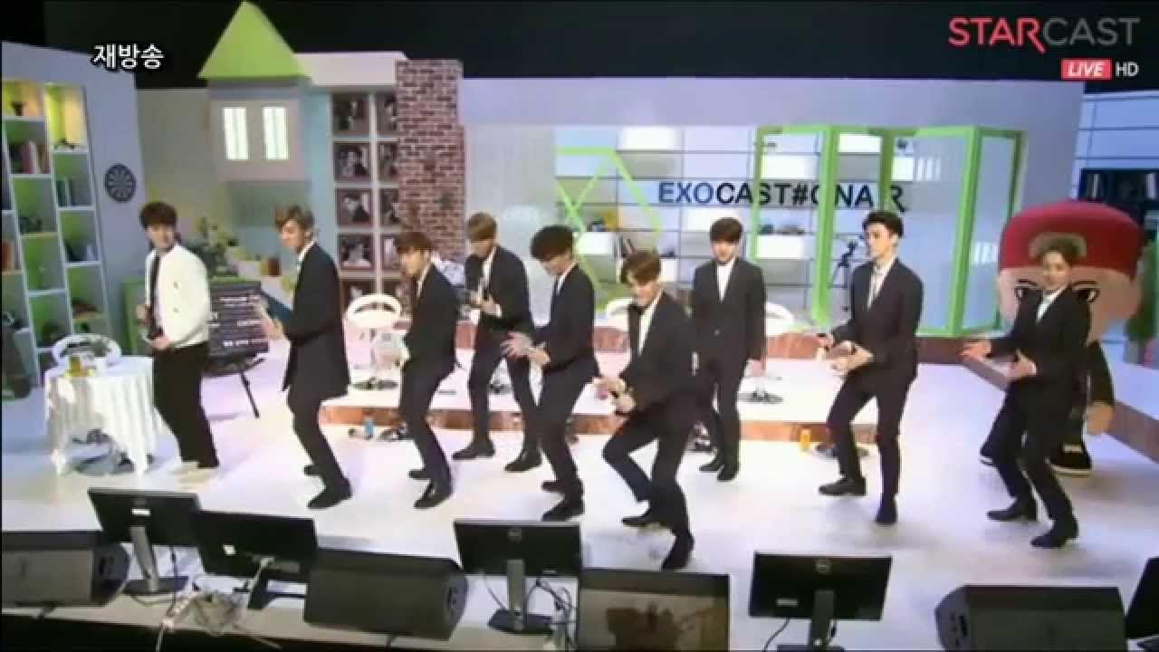 Full Reup 150406 Naver Starcast 스타캐스트 EXO Comeback Special 720p
