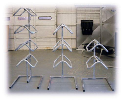 Saddle Rack Racks