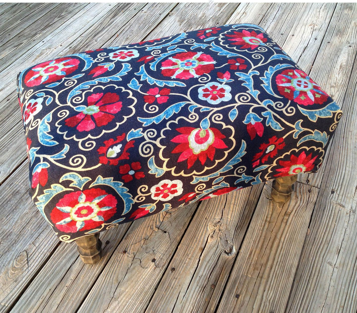 Doser Muebles Finished Ottoman For The Home Pinterest Muebles