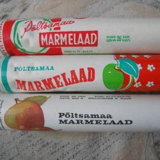 poltsamaa marmelaad