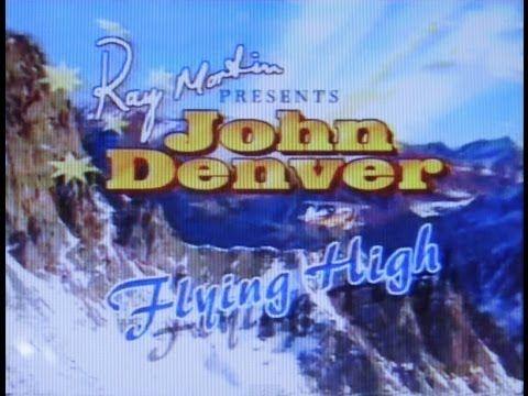 John Denver with Ray Martin Flying High 1994 - YouTube