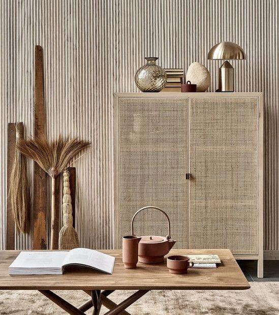 tendance japandi un m lange entre la d co scandinave et. Black Bedroom Furniture Sets. Home Design Ideas