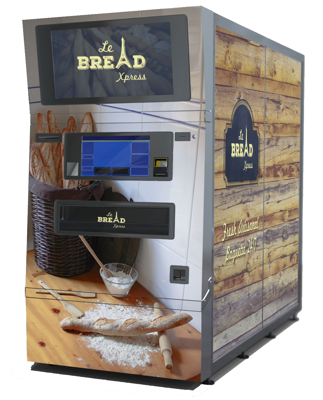 Le Bread Xpress To Present At 2018 Winter Fancy Food Show