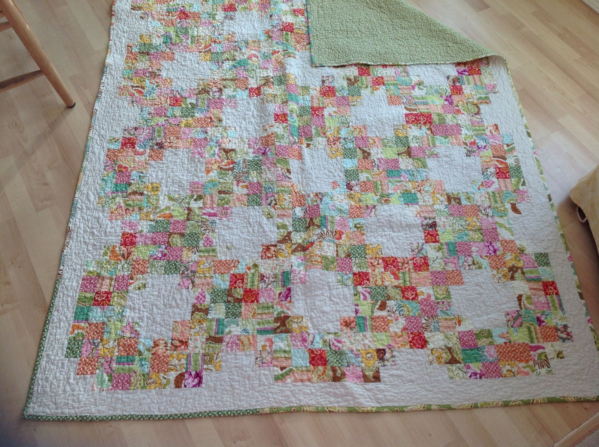Second quilt