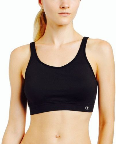 c1e7309d0504 Champion Women's Double Dry Seamless Full Support Underwire Sports Bra