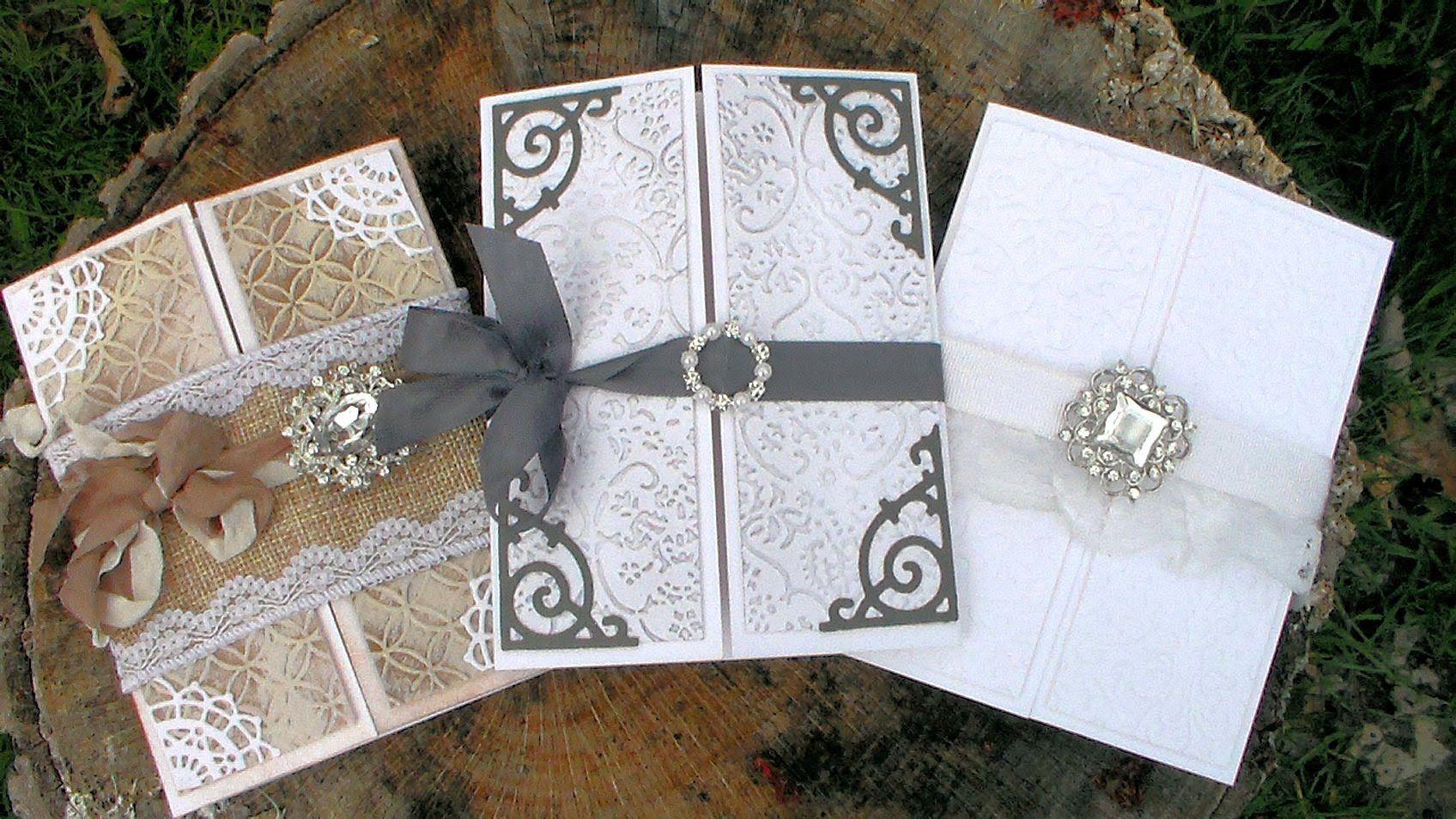 DIY Wedding Invitations // Beginner Friendly // Helpful Tips! | Wedding  invitations diy, Wedding card diy, Diy wedding