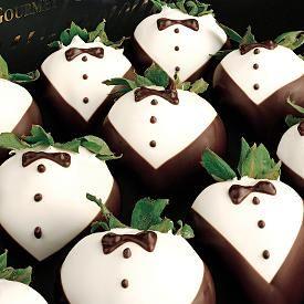 636275bc118 Full Dozen Hand-Dipped Tuxedo Strawberries | Strawberries | Tuxedo ...
