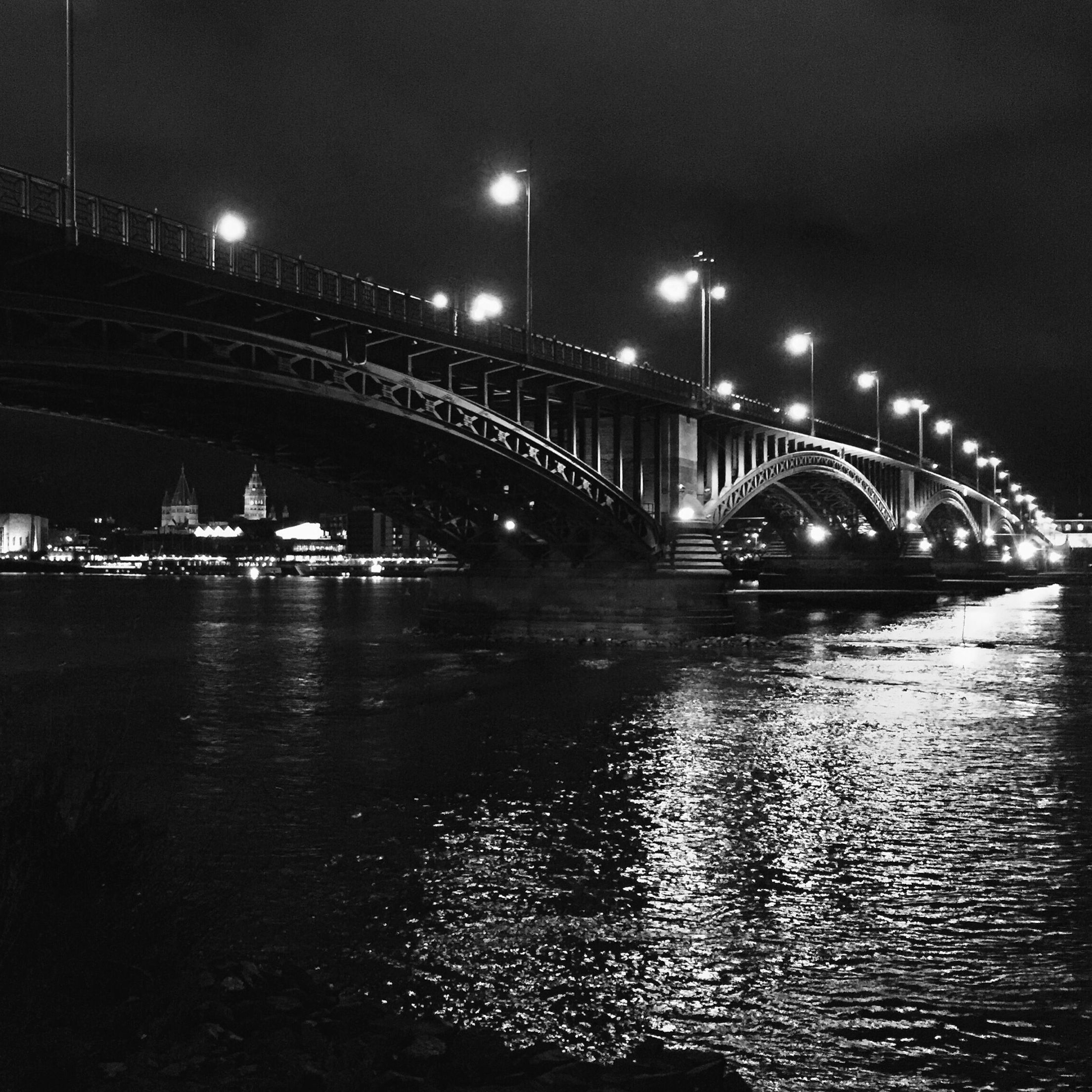Mainz Bei Nacht Mainz Stadt