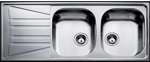 Teka Basico 2b 1d Sink Kitchen Sink Sink Classic
