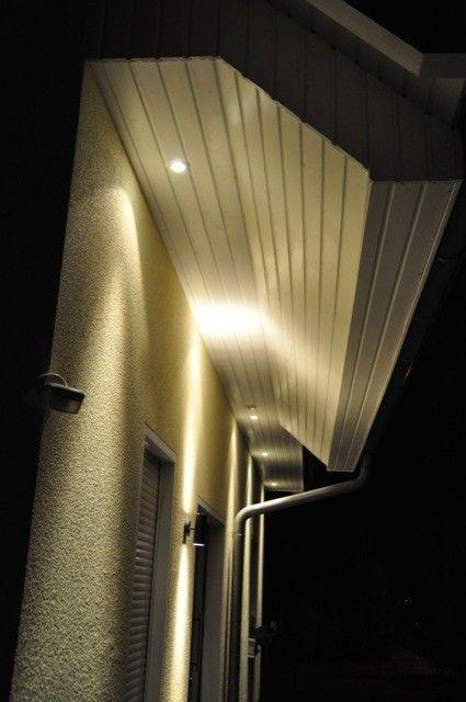 halogen spots im dachkasten vorm dach berstand wohnen s dafrika pinterest haus. Black Bedroom Furniture Sets. Home Design Ideas