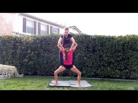 easy partner lifts  youtube  yoga for flexibility