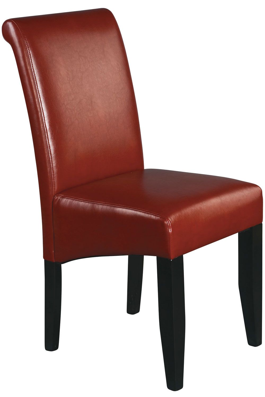 Leather Parsons Dining Chairs Stuhlede Com Esszimmerstuhl Leder Esszimmer Stuhle Beistellstuhl