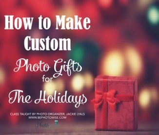 Create amazing photo gifts for the holidays with Jackie Lyals and Mary Moseley http://www.digitalscrapbookinghq.com/photo-gifts-jackie-lyals/ #photo #scrapbooking #android #iphone #gifts