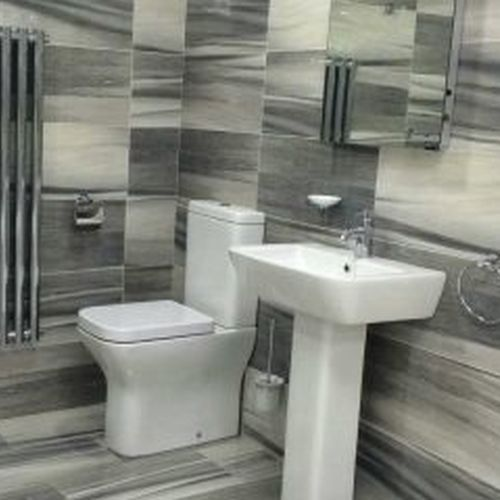 Recent Project By Our Local Bathroom Fitter In Salford