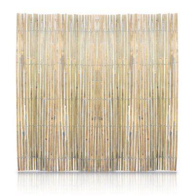Sichtschutz Bambus 5 x 1 m Bambus sichtschutz