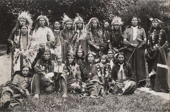 Sejarah Suku Indian( penduduk asli Amerika)
