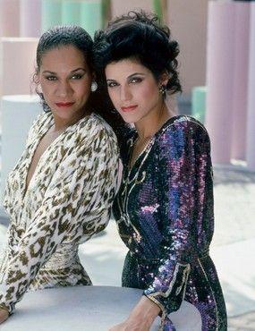 Olivia Brown Saundra Santiago Miami Vice Fashion Miami Vice Costume Women Miami Vice Costume
