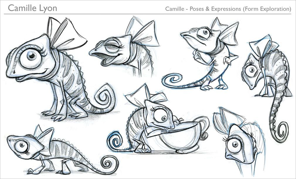 The Art Of Character Design With David Colman : David colman drawing animals pinterest character design