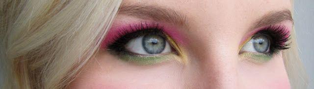 green, yellow, pink...