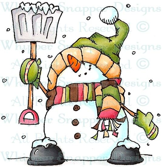 Snowman Clipart Holiday Holidayclipart Christmas Patterns