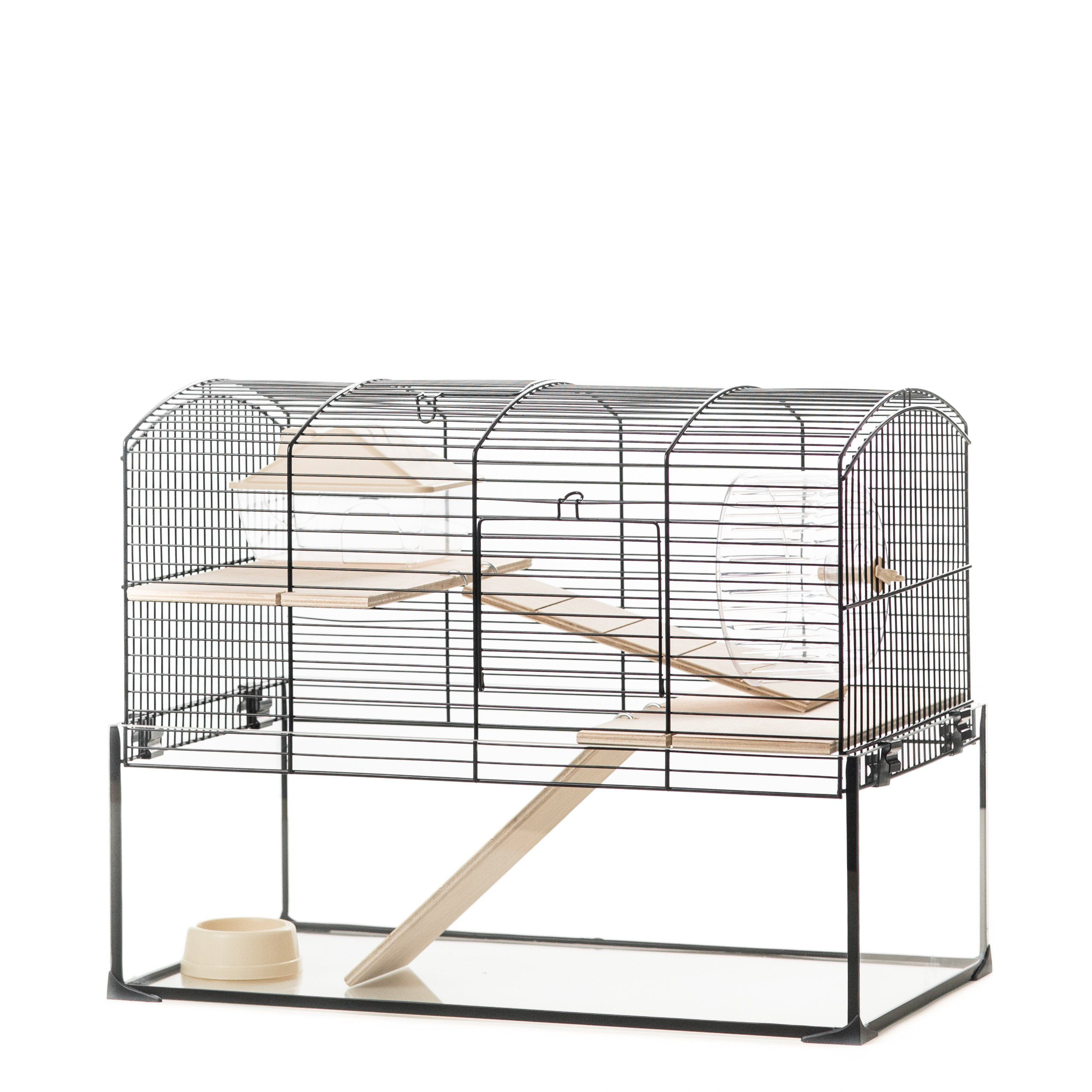Little Friends Mayfair Gerbilarium Why Isn T Something Like This Sold In The Us Wood Instead Of Plastic And Glass Tha Cat Proofing Cage Syrian Hamster Cages