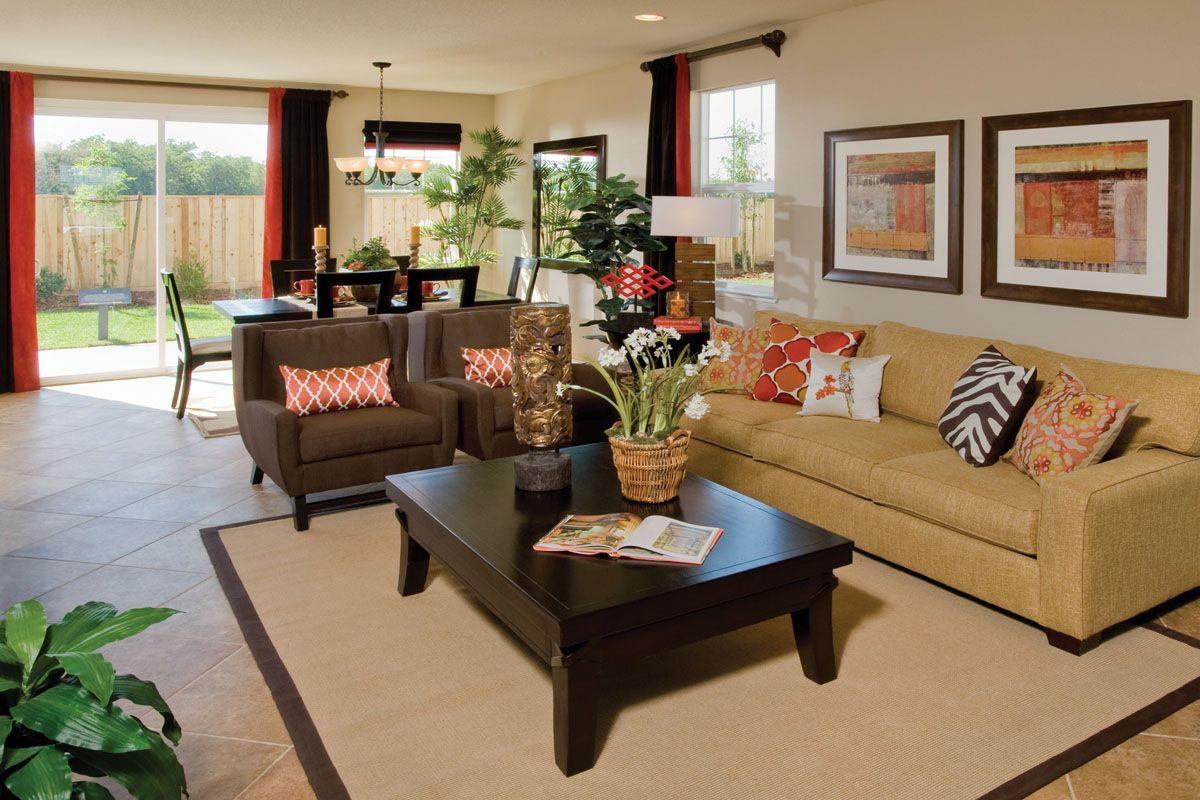Living Spaces · Riverbend, A KB Home Community In Stockton, CA (Sacramento  / Central Valley)