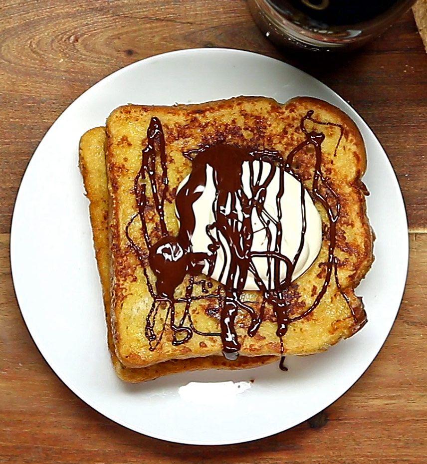 die besten 25 toast mit ei ideen auf pinterest toast egg ei sandwiches und spiegelei sandwiches. Black Bedroom Furniture Sets. Home Design Ideas
