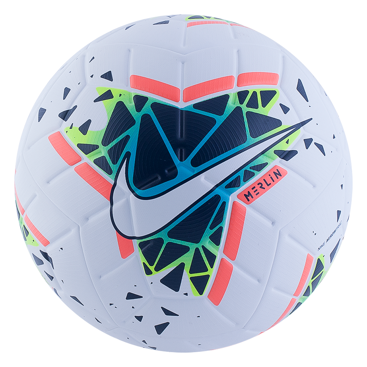 Nike Merlin Soccer Ball White Green 5 In 2020 Soccer Ball World Soccer Shop Football Ball