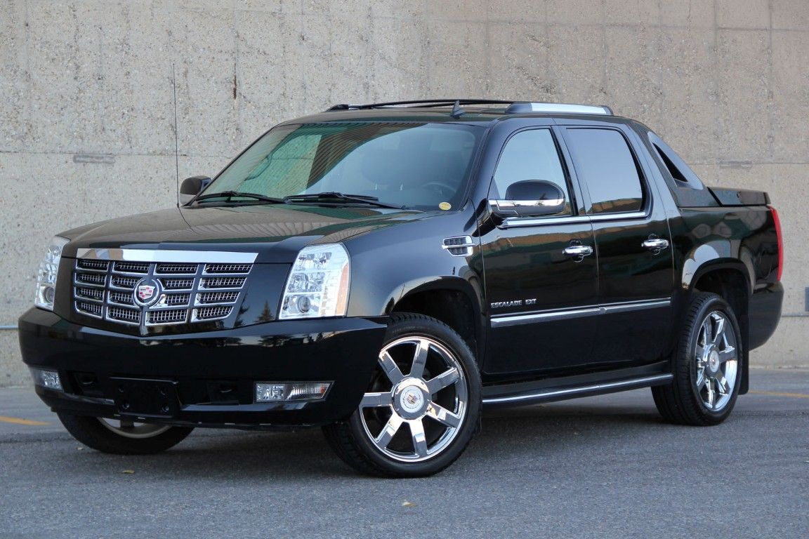 Cadillac ext 2010 cadillac escalade ext awd ultra luxury supercharged vehicle