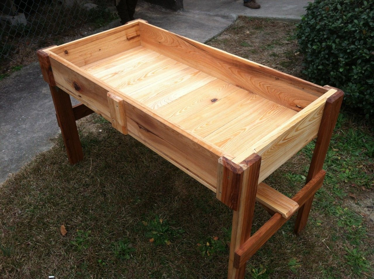 Charming Square Foot Gardening Store   Stand Up Garden Box, $189.00 (http://