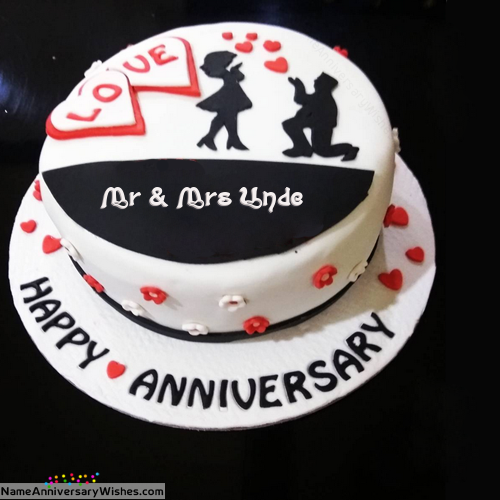Pin by Ajay on ajay shrivastava Happy anniversary cakes