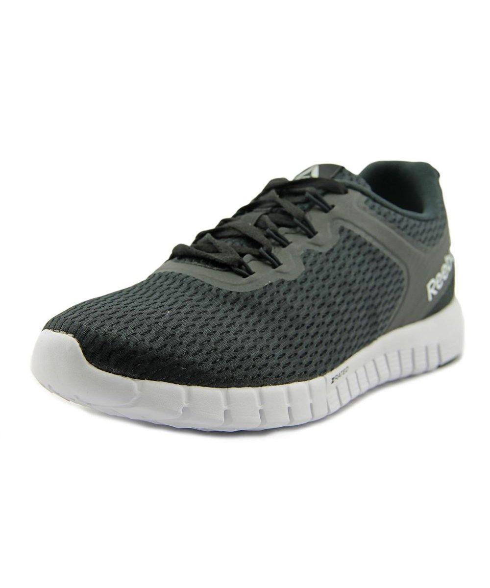 5907d34f83c680 REEBOK Reebok Zquick Lite Men Round Toe Synthetic Black Running Shoe .   reebok  shoes  sneakers