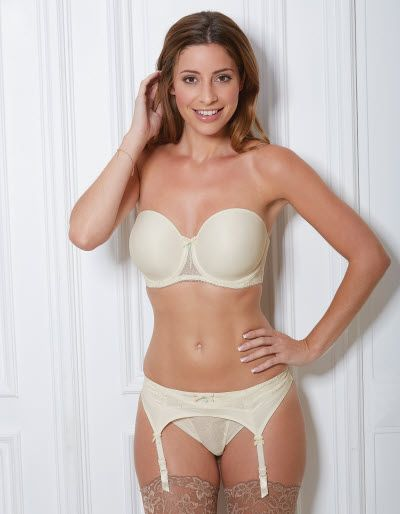 Deco Darling Strapless Bra A Strapless Option Gives A