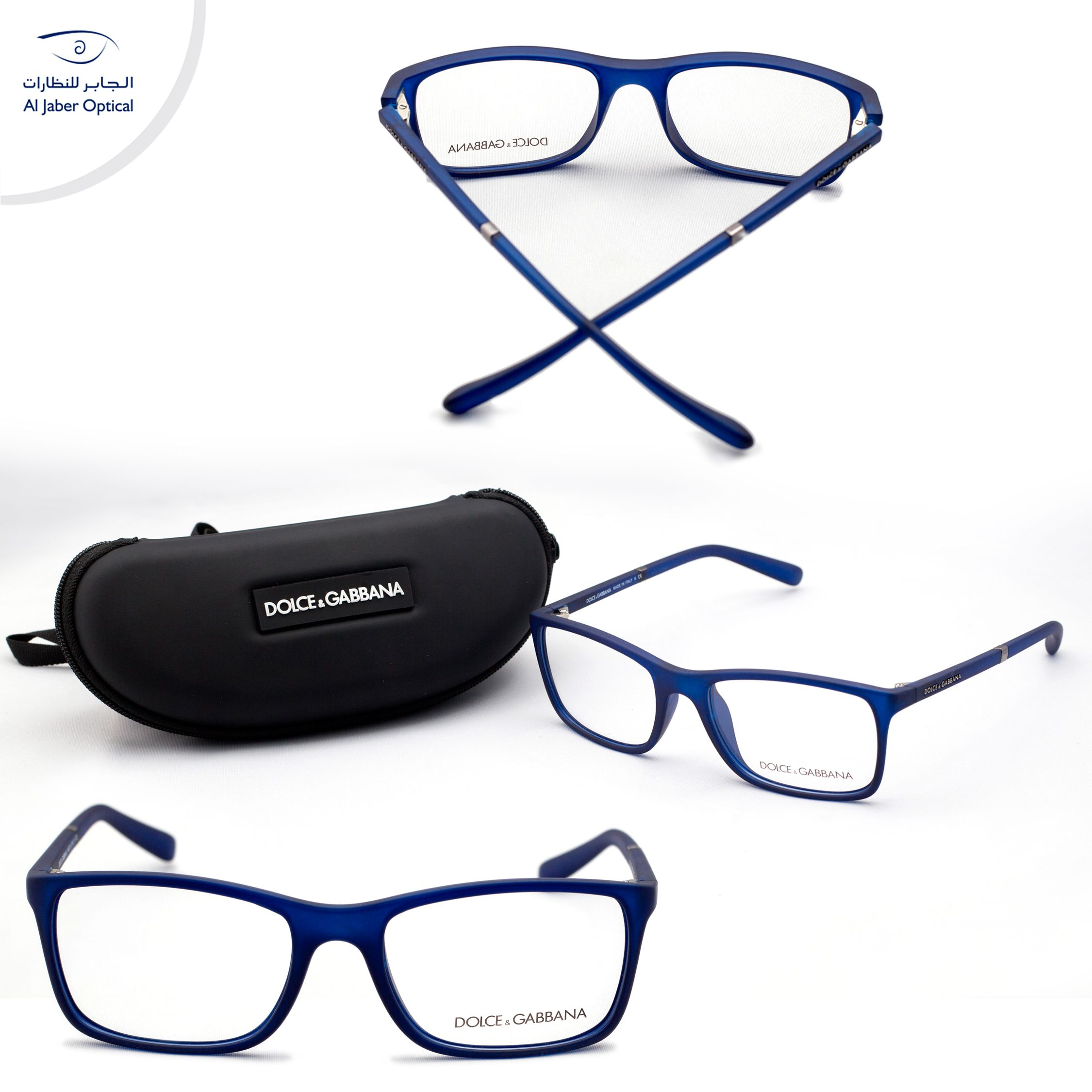 Think Smart Look Smart Dolcegabbana فكر بذكاء و أظهر ذكائك Aljaber Optical Dolcegabbana Eyewear Eyeglasse Dolce And Gabbana Sunglasses Case Dolce