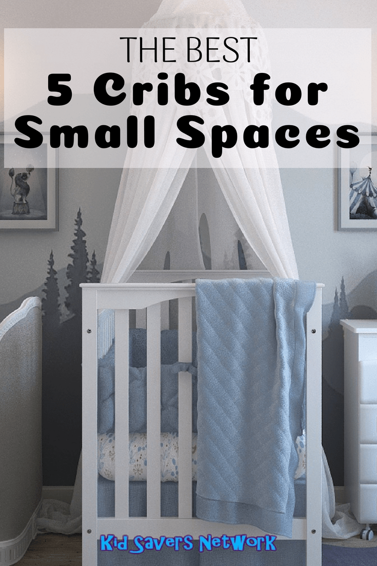 The Best 5 Cribs for Small Spaces in 2019 | Cribs for small ...