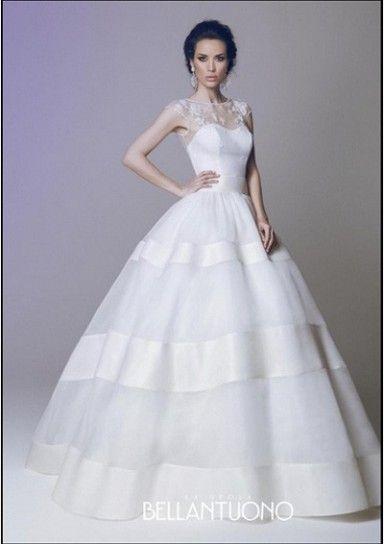 Abiti da sposa Bellantuono collezione 2015  9b639ea2348