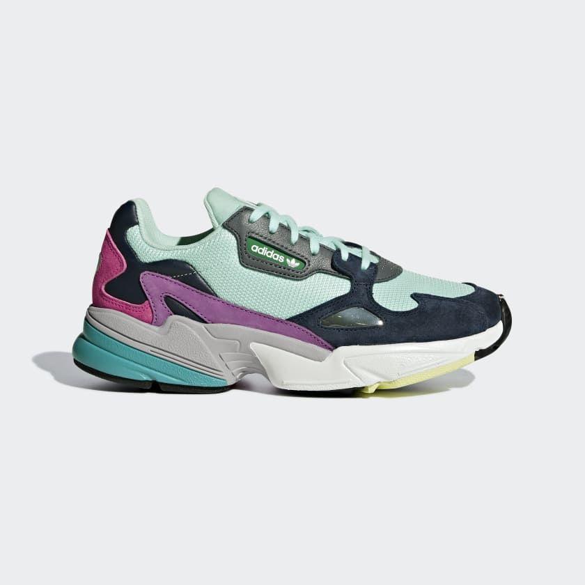 Adidas 'falcon' Sneakers Damen Ftwr White Schuhe Online